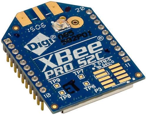 XBeePRO S2C XBP24CZ7WIT-004 module