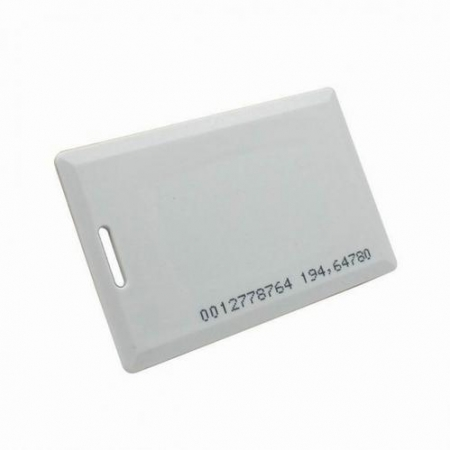VLF RFID Clamshell Card/Tag